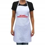 aventais de cozinha personalizados São Francisco de Paula