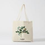 sacola de algodão crú bolsa ecológica ecobag