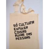 ecobags em algodão Rio do Sul
