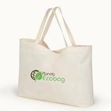 empresa que vende sacolas ecológicas personalizadas algodão crú Santa Rita do Ribeira