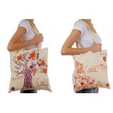 empresa que vende sacolas personalizadas de algodão crú Castelo