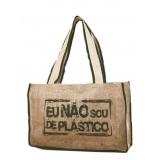 loja de bolsa ecobag tecido crú Palotina