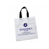 onde encontrar sacolas personalizadas de tecido atacado Franco da Rocha