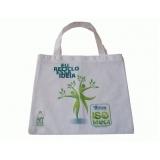 onde tem sacolas pet reciclado Petrópolis
