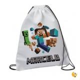 orçamento de sacolas de tecido personalizadas para festa infantil Novo Tiradentes