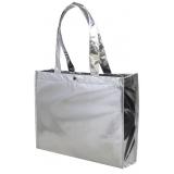 sacolas bolsas metalizadas orçamento Araras