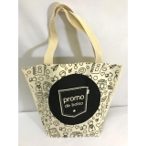 sacolas de algodão crú valor Piumhi