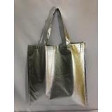 sacolas metalizadas orçamento Panambi