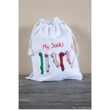 sacolas personalizadas algodão crú Bento Ribeiro