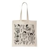 sacolas personalizadas algodão para lojas Madureira