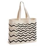 sacolas personalizadas de algodão crú Contagem